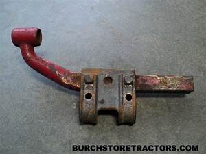 Left Cultivator Mount  Arm And Bar  For Farmall 140  130