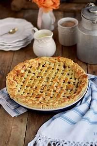 Die besten 25+ Apfelkuchen mit decke Ideen auf Pinterest
