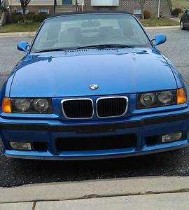 Sell Used 1999 Bmw M3 Convertible E36 Manual Transmission