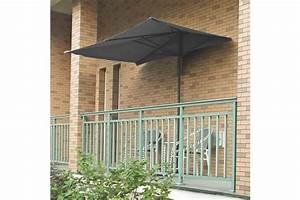 Parasol De Balcon Inclinable : 10 parasols pour se mettre l ombre ~ Premium-room.com Idées de Décoration