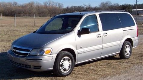 Sell Used 2001 Chevrolet Venture  Warner Brothers Family