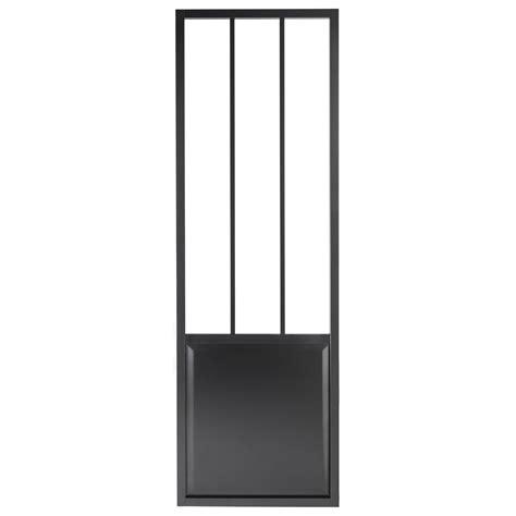 prix cuisine leroy merlin porte coulissante aluminium noir atelier verre clair