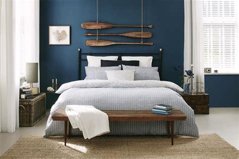 idees decoration pour une chambre bleue