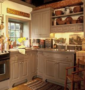 Small rustic kitchens designs all home design ideas for Some kitchen designs for small homes