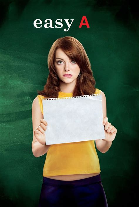 easy a 2010 posters the movie database tmdb