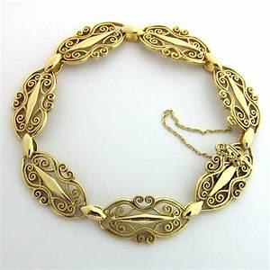Bijoux Anciens Occasion : achat vente bijoux or bracelet or ancien 133 ~ Maxctalentgroup.com Avis de Voitures
