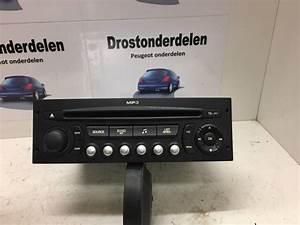 Rd4 Peugeot : mp3 radio rd4 96662669xt peugeot 207 drostonderdelen ~ Gottalentnigeria.com Avis de Voitures