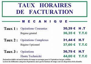Tarif Horaire Garagiste : taux horaire carrosserie auto ~ Accommodationitalianriviera.info Avis de Voitures