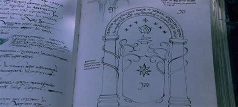 image dessin portes de la moria jpg wiki j r r tolkien