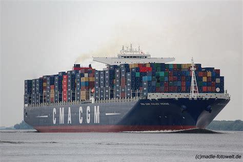 le plus grand porte conteneur porte conteneurs halte au gigantisme objectif transition