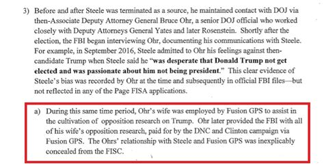 BUSTED: Proof DOJ Didn't Care About Bruce Ohr Meeting