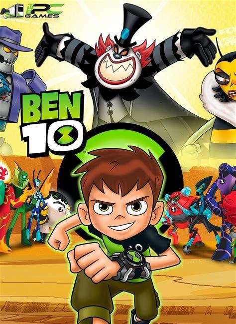 Cartoon network all ben 10 games (size: Ben 10 PC Game Free Download