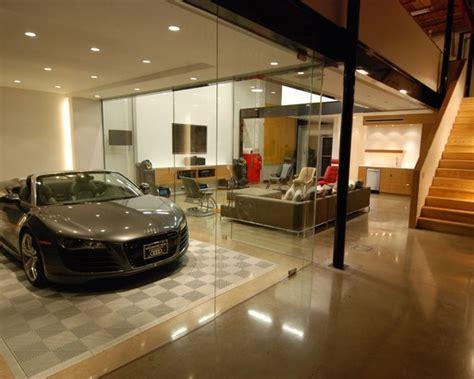 Smart & Trendy Decoration Ideas For Home Garage