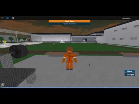 roblox prison life inventory glitch fix youtube