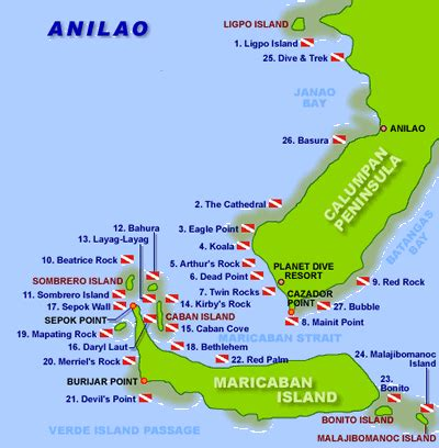 Anilao, Batangas Travel Tips – Philippines Things to do