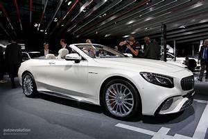 2018 Mercedes Cabriolet Show Off Oled