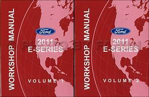 2003 Ford Econoline E Series Van Service Set Oem 2 Volume Set And The Wiring Diagrams