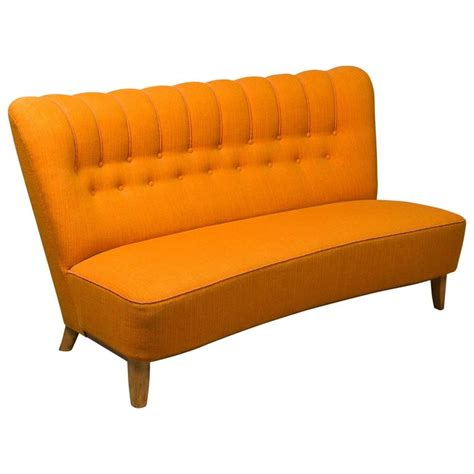 Armless Settees by Armless Settee For Sale At 1stdibs