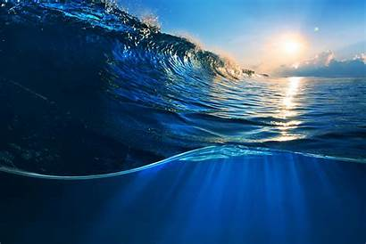 Water Sea Nature Waves Desktop Wallpapers Backgrounds
