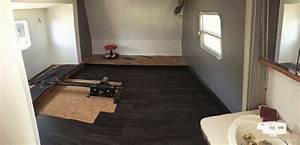 wheeled and free rv renovation With how to renovate wooden floors