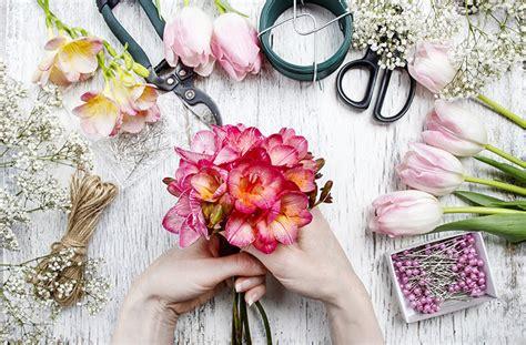 floral design classes  san diego flower workshops