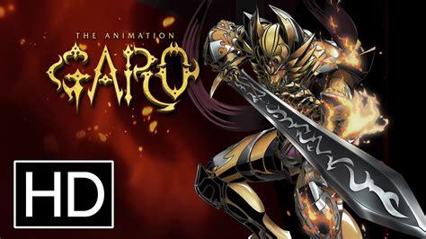 Garo Anime Wallpaper - garo the animation official trailer