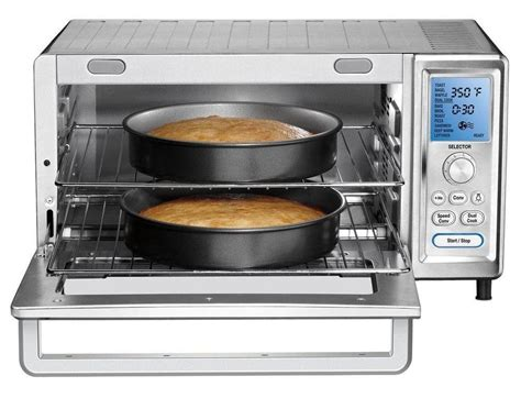 convection oven toaster cuisinart ovens tob racks chef 260n examples countertop cooking kitchen chefs mini amazon appliances everyday meals level