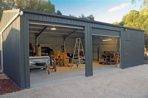 Steel Garage Buildings Prices by Steel Building Kits Planning Prices Estimates