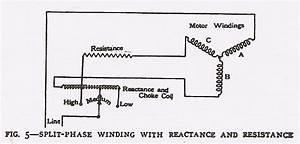 Wiring Diagram For 1901 Ge Bmy  - Pre-1950  Antique  - Antique Fan Collectors Association