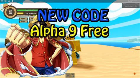 By using the new active king piece codes, you can get some free beli, which will help you to get new weapon and to power up character. King Piece Alpha 9 // NEW CODE ALPHA 9 FREE // Roblox ...