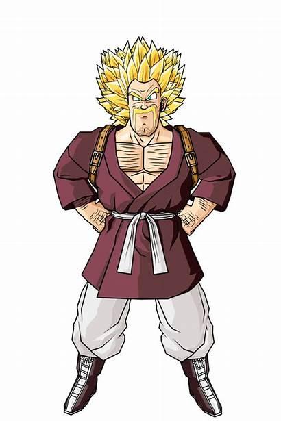 Satan Mr Ssj Dragon Ball Anime Sayan