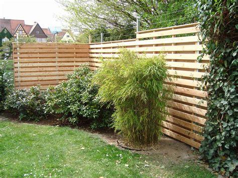 Sichtschutz Für Garten Gebraucht Kaufen by Gartenzaun Gunstig Selber Bauen