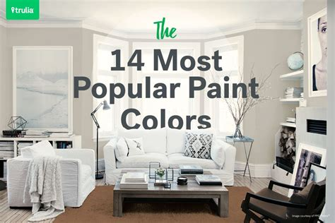 14 popular paint colors for small rooms life at home