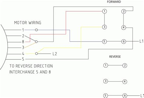 1 phase motor wiring diagram fuse box and wiring diagram