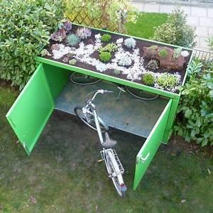 Fahrradbox Für 4 Fahrräder : fahrradbox die l sung f r fahrradfreunde und ~ Articles-book.com Haus und Dekorationen