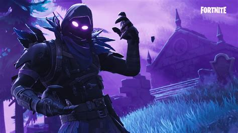 Raven, Fortnite Battle Royale, Video Game, 3840x2160
