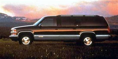 car engine manuals 1997 chevrolet suburban 1500 engine control 1997 chevrolet suburban interior features iseecars com