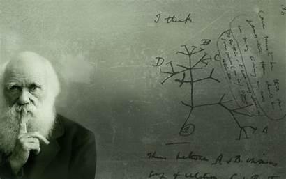 Darwin Biology Think Molecular Charles Evolution Robotspacebrain