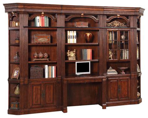 Parker House 6-piece Wellington Library
