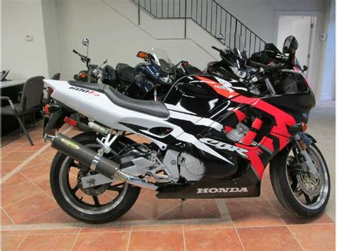 buy cbr 600 1997 honda cbr 600 f3 for sale on 2040 motos