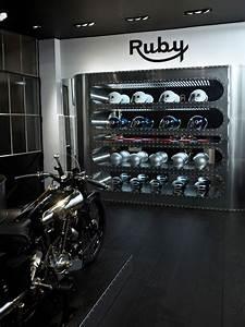 Garage Moto Paris : les ateliers ruby flagship store paris retail design blog ~ Medecine-chirurgie-esthetiques.com Avis de Voitures