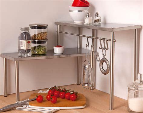 etagere inox cuisine etagère d 39 angle de cuisine becquet