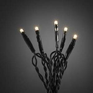 Led Lichterkette 10er : micro led lichterkette 10er warmwei gr n ein strang innen 6350 120 kaufen bei wedis homeshop ~ Yasmunasinghe.com Haus und Dekorationen