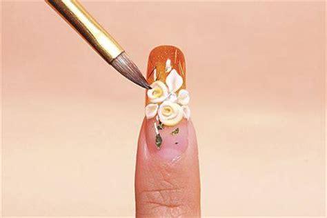 ez flow   nail art technique nails magazine