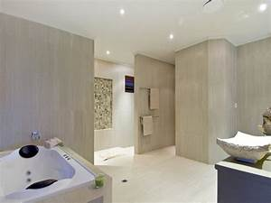 Granite in a bathroom design from an australian home for Aussie bathrooms