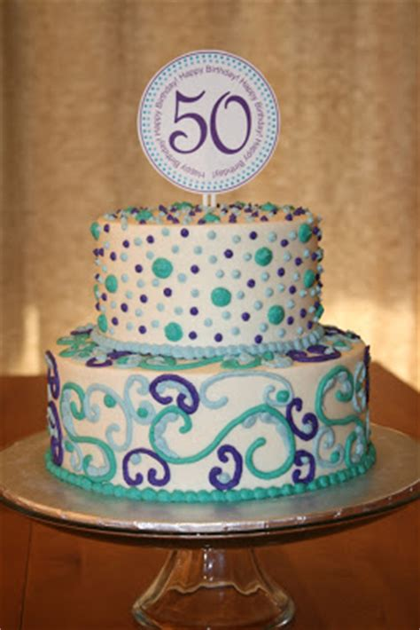party cakes scrolls  dots  birthday cake