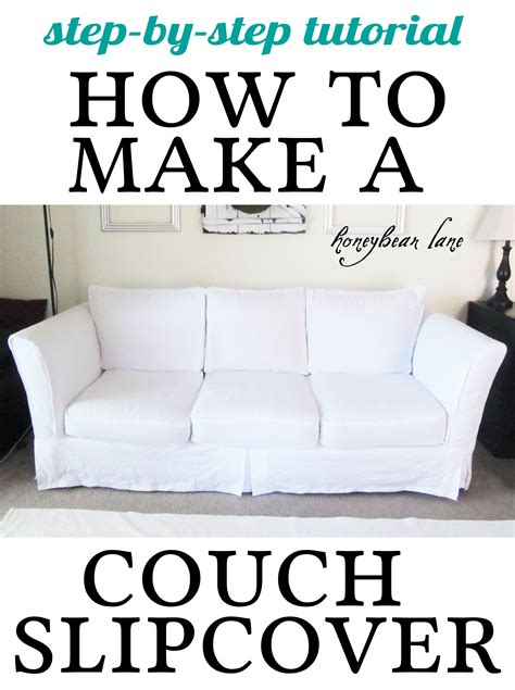 making slipcovers for sofa how to make a cushion cover and other slipcover tutorials