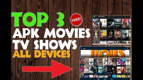 Novie tv is a new mobile app for entertainment purposes. TOP 3 BEST APK'S FOR FREE MOVIES AND TV SHOWS ON ALL DEVICES!!APRIL 2019 - YouTube