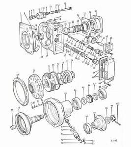 Speedometer Drive Gear Orientation  U0026 Thrust Washer In