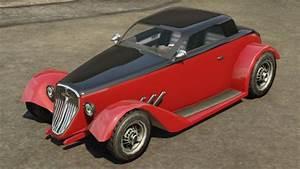 Vapid Hotknife GTA 5 Front View | GTA 5 Cars